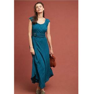 Anthropologie Moulinette Souers Boho Maxi Dress